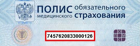 Номер полиса ОМС: где указан, как и где получить полис ОМС